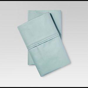 Threshold Performance King Pillow Case Set - Mint